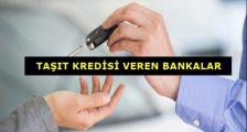 Bankaların Araba Kredisi